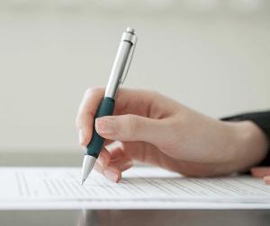 Написание характеристики на работника
