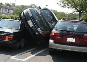 Экстремальная парковка
