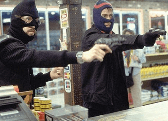 Статья за разбойное нападение: важные моменты