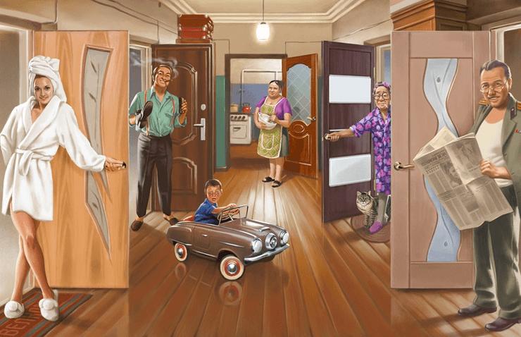 Порядок продажи комнаты в коммунальной квартире: особенности процесса