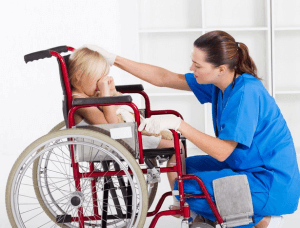 МСЭ для детей-инвалидов