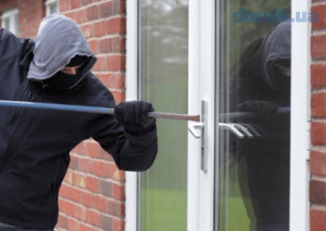 Квартирная кража со взломом