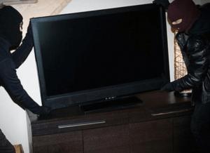 Кража телевизора