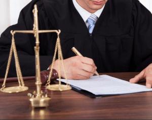 Разрешение спора в суде