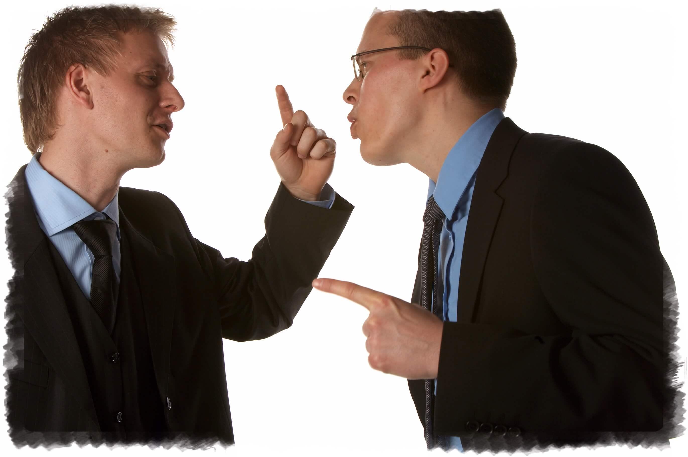 Что делать если тебя оскорбили: способы наказания