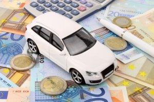 Машина, взятая в кредит