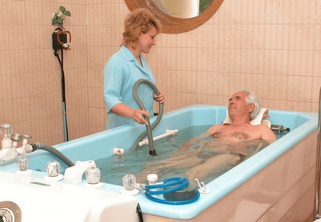 Санаторное лечение