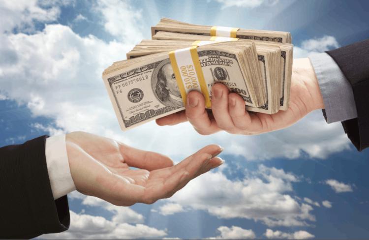 Передача денег взаймы