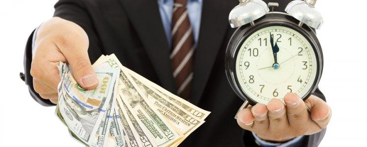 Передача денег в долг