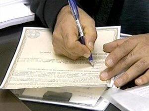 Доверенность для регистрации ТС