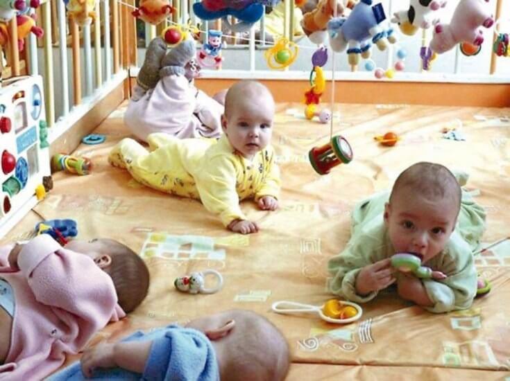 Дом малютки