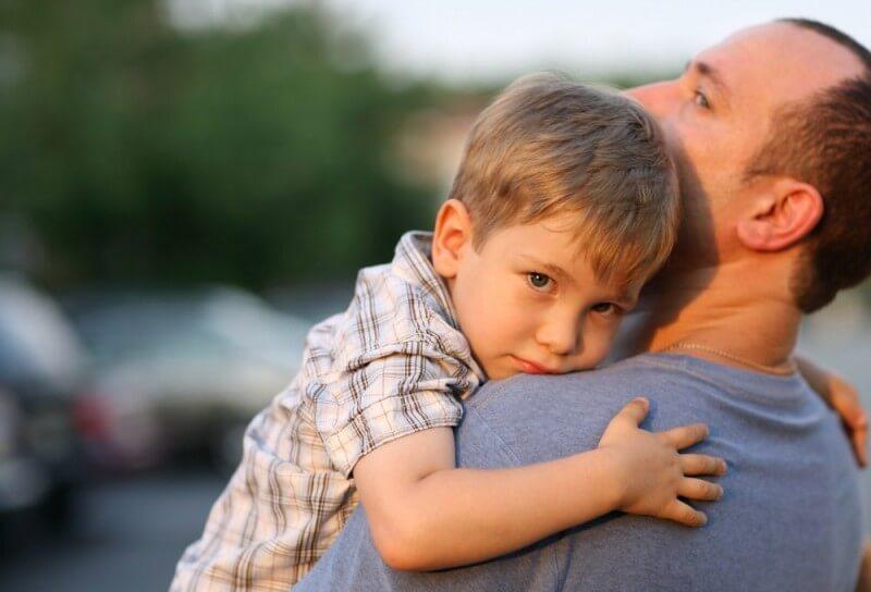 Как оставить детей с отцом при разводе по разработанному алгоритму