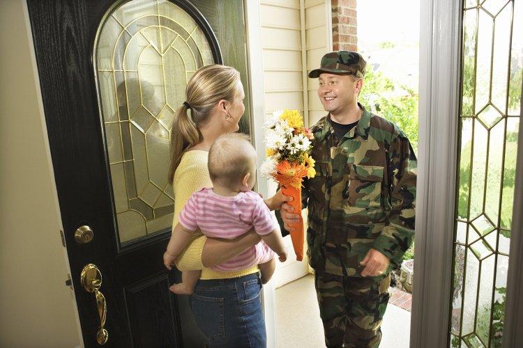 Отпуск у военнослужащих по контракту