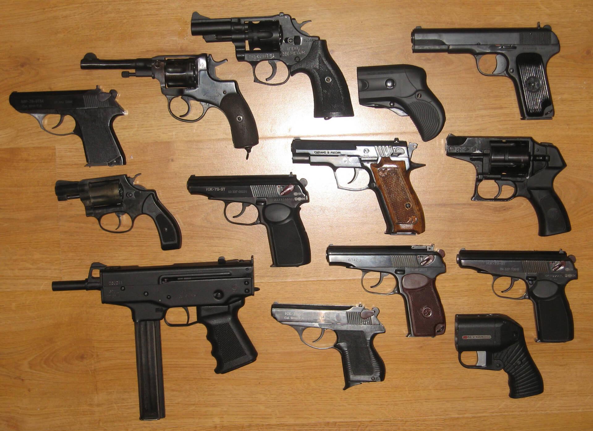 Получение разрешения на травматическое оружие: документы и процедура