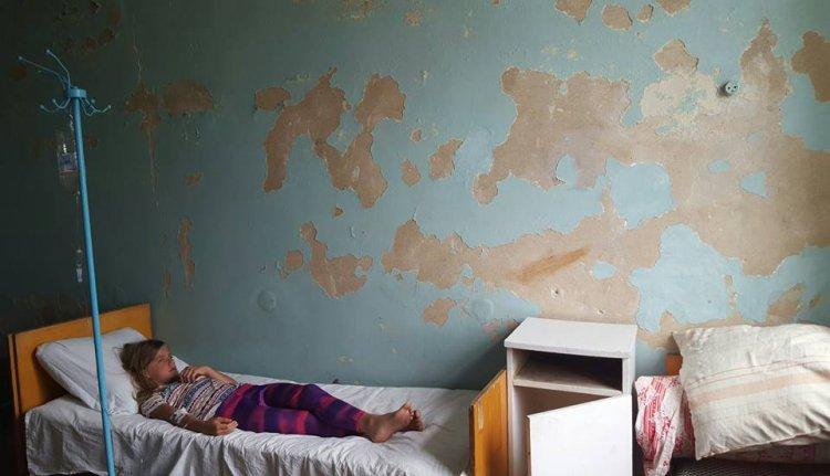Жалоба на детскую больницу