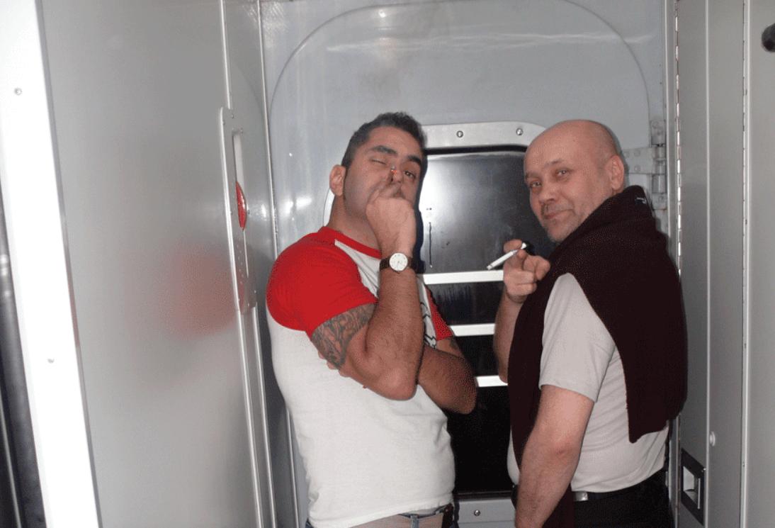 Штраф за курение в поезде: особенность законодательных запретов