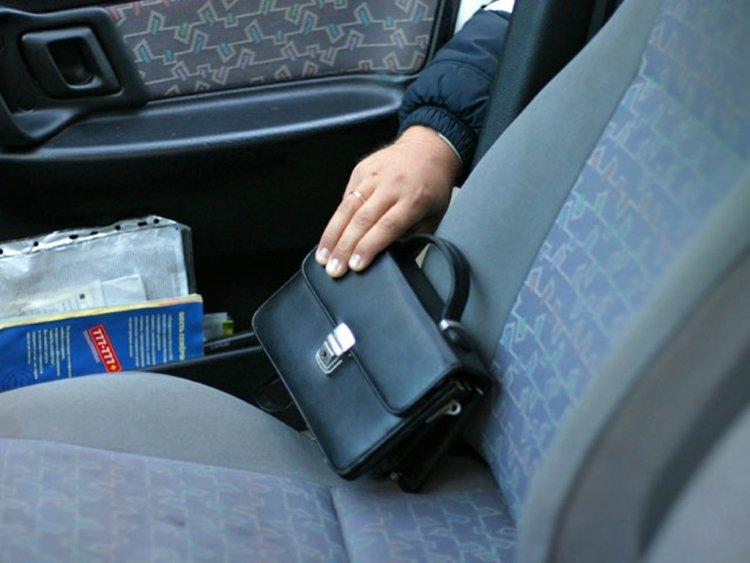 Кража документов из машины