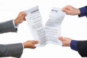 Прекращение договора по обоюдному согласию