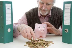Низкая пенсия