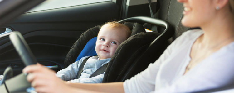 Перевозка детей на переднем сидении: правила и ответственность за их нарушение