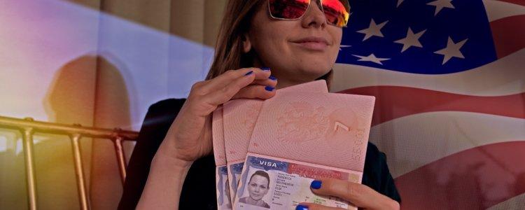 Рабочая виза в США, способы ее получения и продления