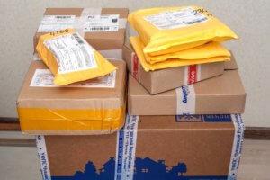 Почтовые отправления