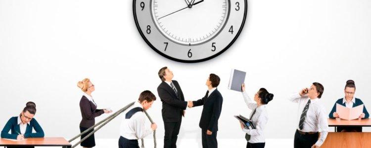 Простой бланк табеля учета рабочего времени: правила заполнения