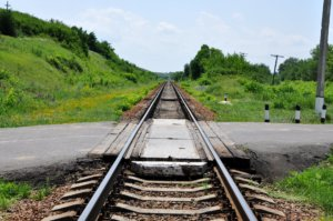 переезд железнодорожных путей
