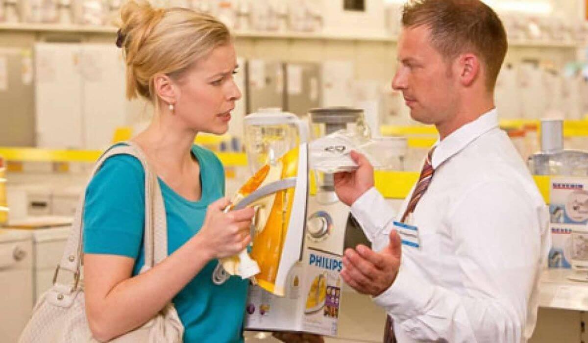 Что такое товар ненадлежащего качества и как его вернуть продавцу
